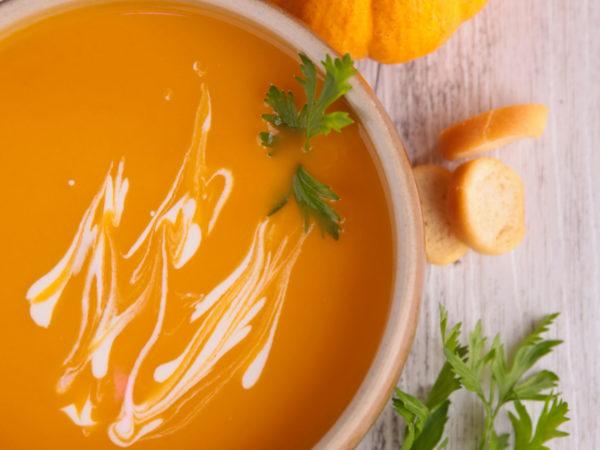 31489462 - pumpkin soup