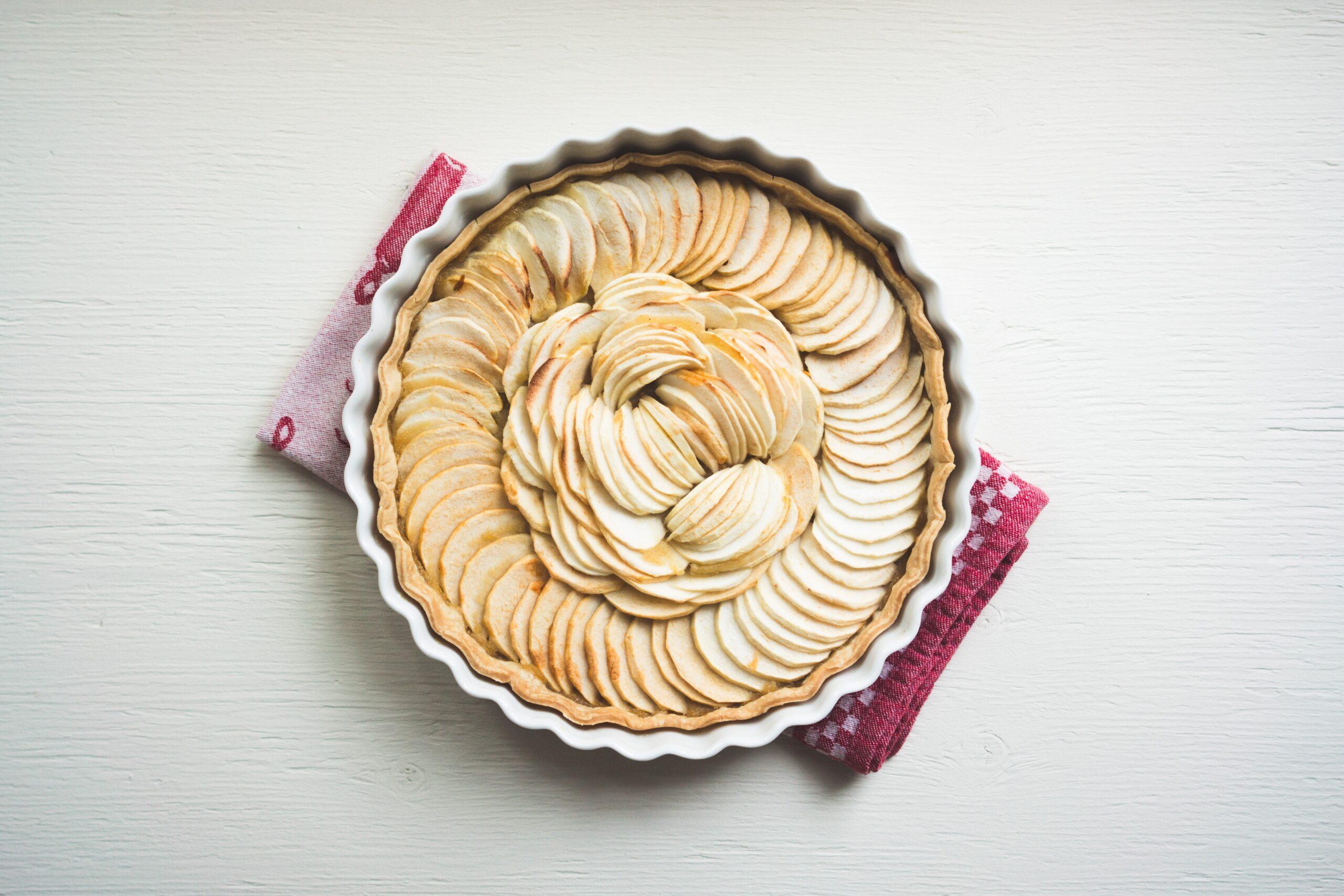 עוגת התפוחים הסודית ללא גלוטן