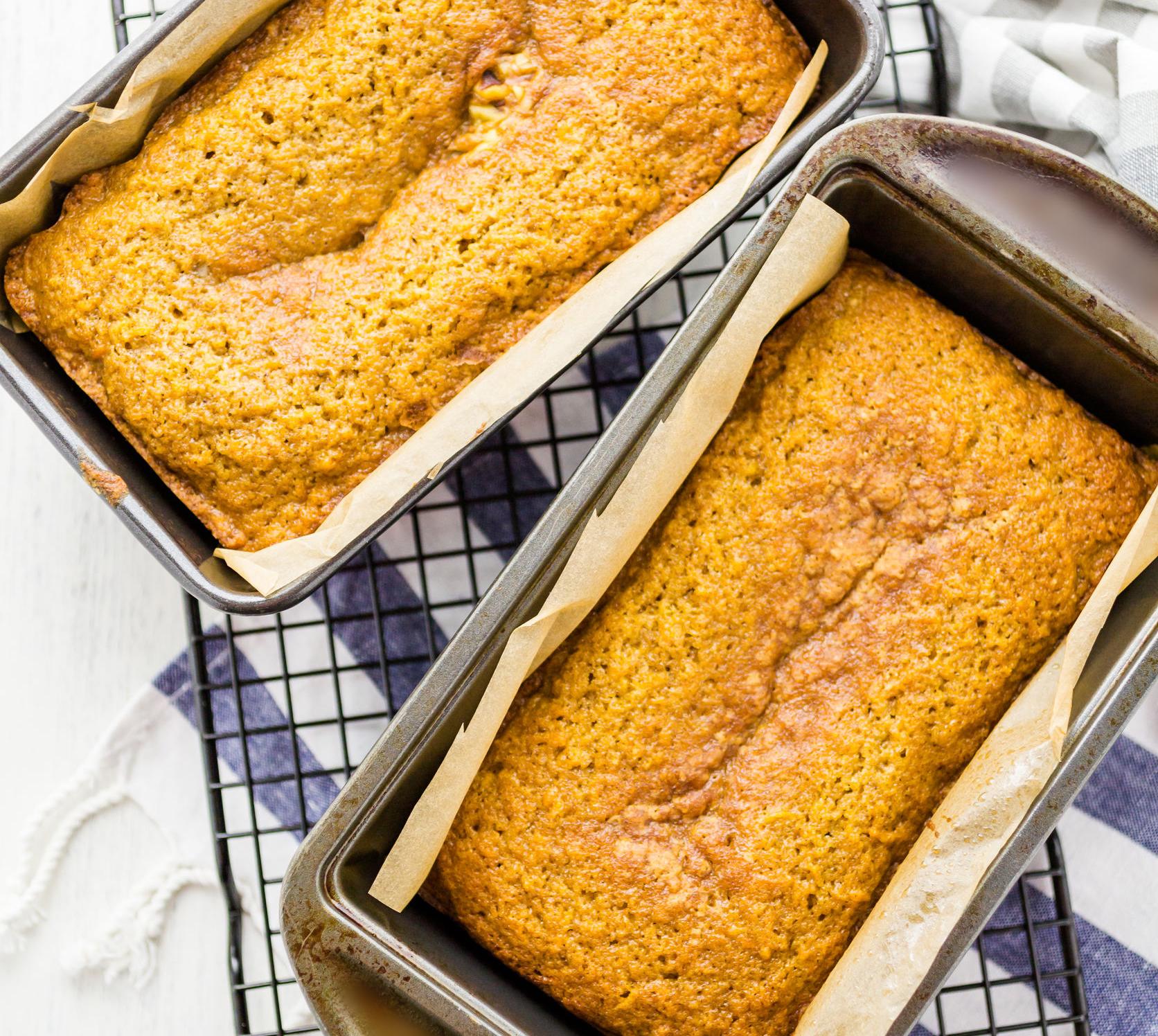 עוגת דלעת ללא גלוטן